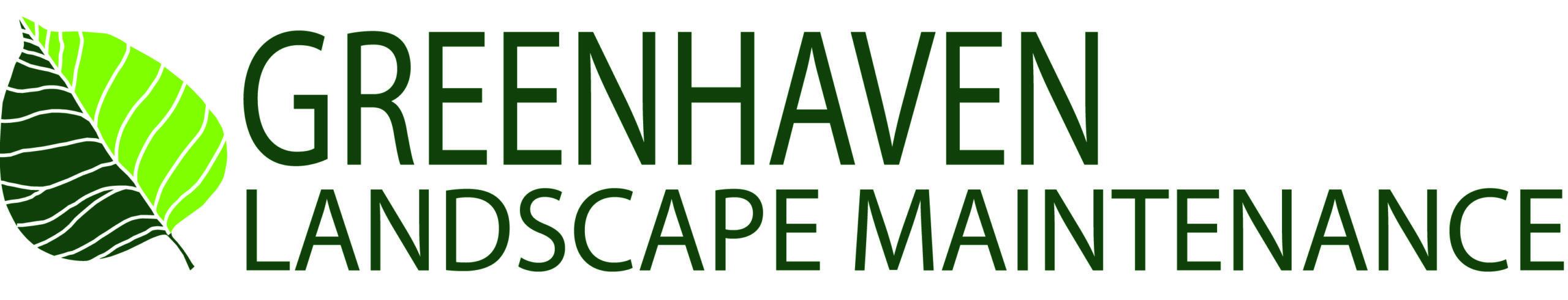 Greenhaven Landscape Maintenance